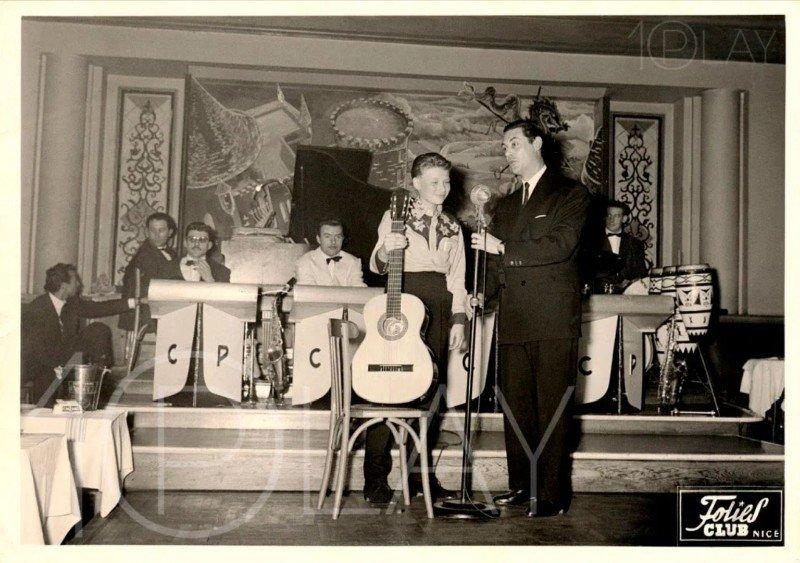 JOHNNY 'SES JEUNES ANNEES 1943-1959' 210522111746104504