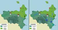 Cartographie avancement de conflit.