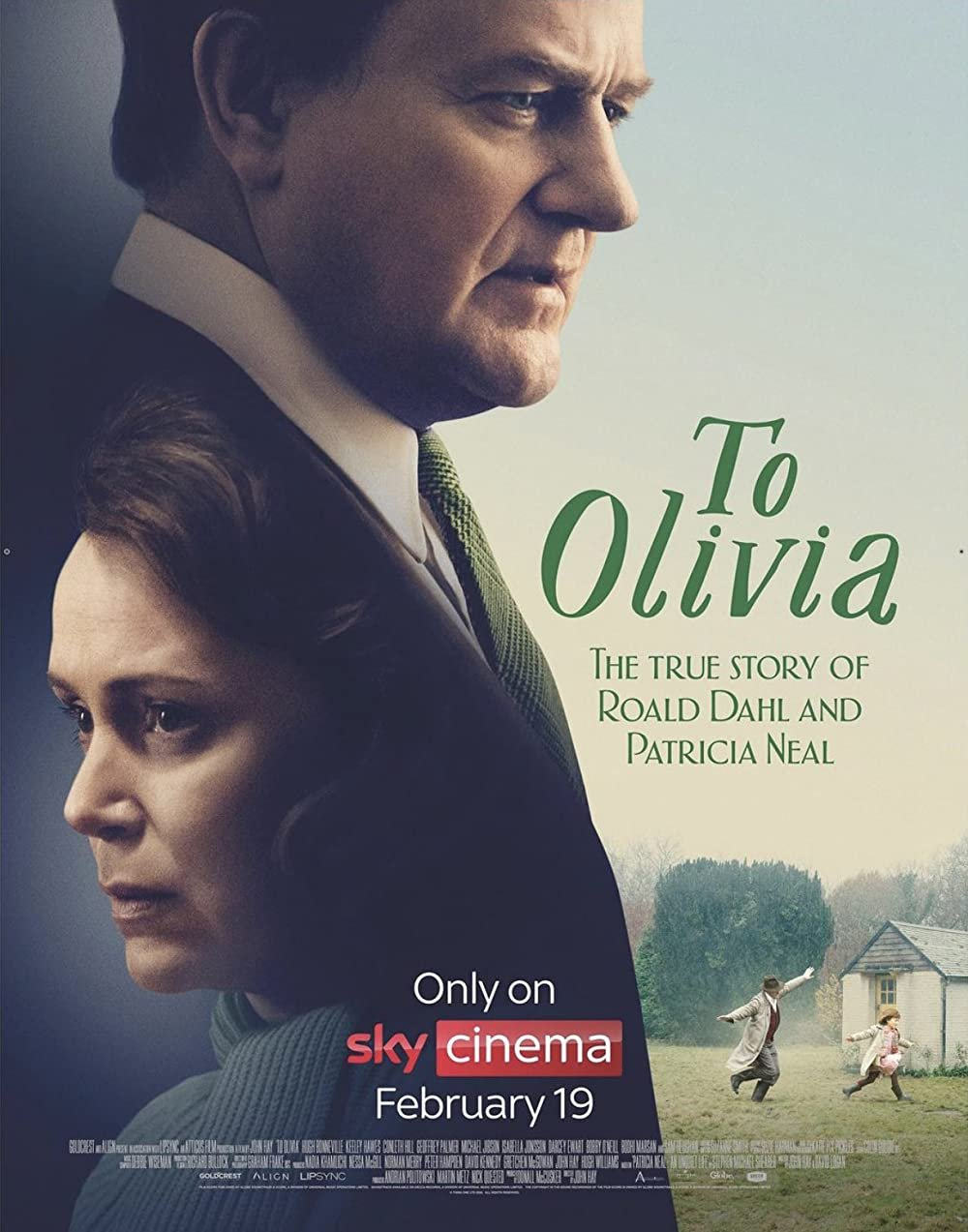 To Olivia poster image