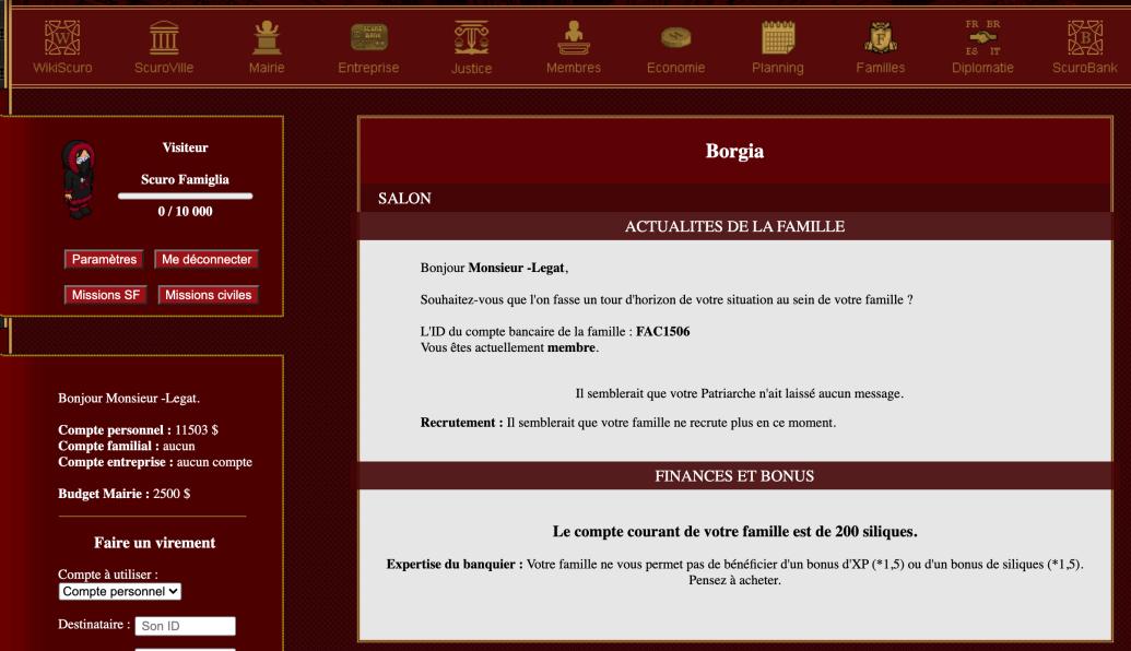 Scuro Famiglia : Scuro Awards + Famille Borgia [Lucio/Segrate/Al3-X/45001/Nearco] 210524095544801684