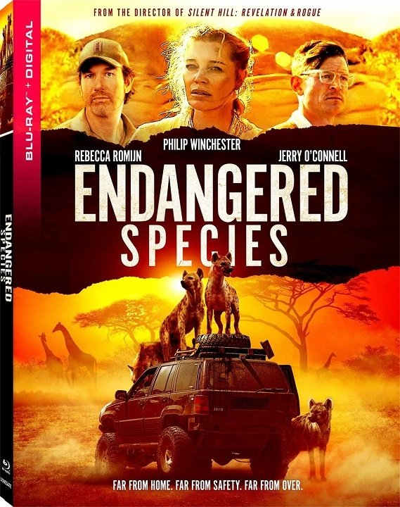 Endangered Species poster image