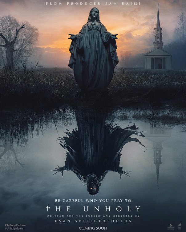 The Unholy poster image
