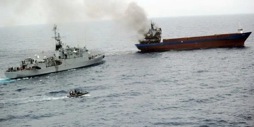 Interception navale