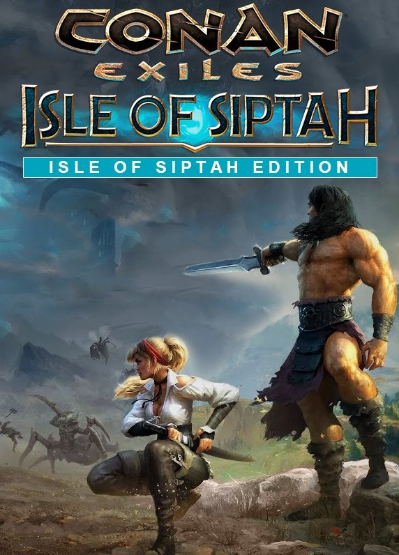 Poster for Conan Exiles: Isle of Siptah