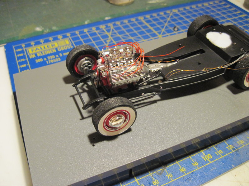 Ford 32 hot rod Revell 1/25 210527033641510695