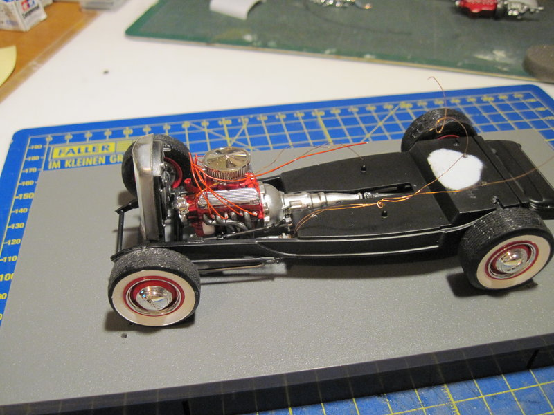 Ford 32 hot rod Revell 1/25 210527033701869193