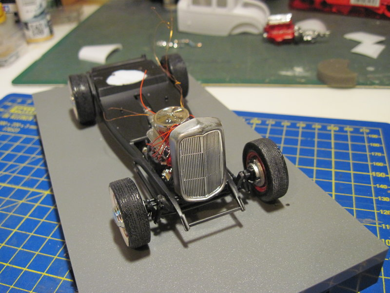 Ford 32 hot rod Revell 1/25 210527033745413157