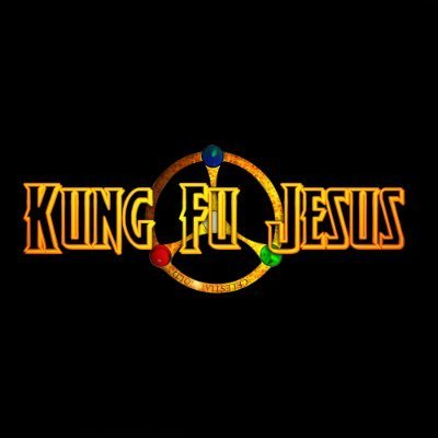 Poster for Kung Fu Jesus