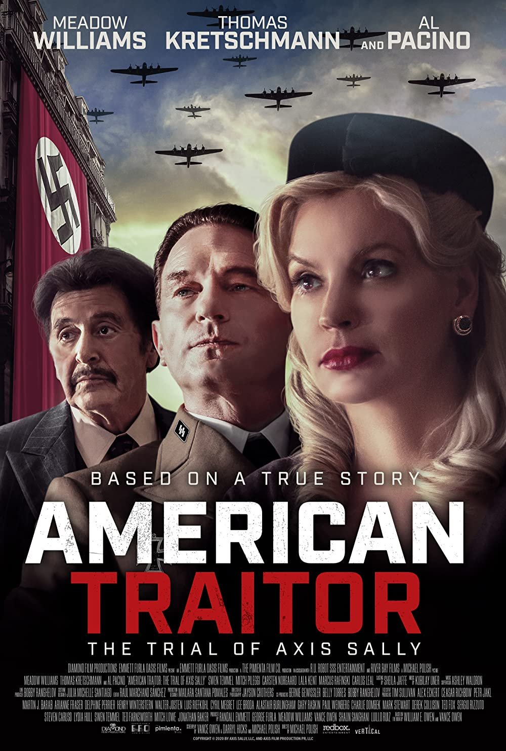 American Traitor: The Trial of Axis Sally poster image