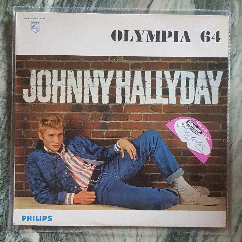LES CONCERTS DE JOHNNY 'OLYMPIA DE PARIS 1964' 210528081534991562
