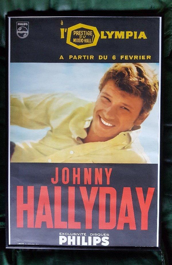 LES CONCERTS DE JOHNNY 'OLYMPIA DE PARIS 1964' 210528081535458857