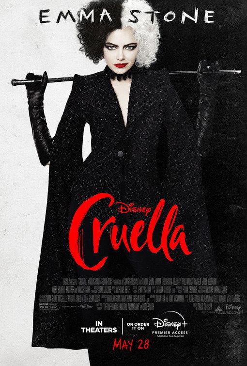 Cruella poster image