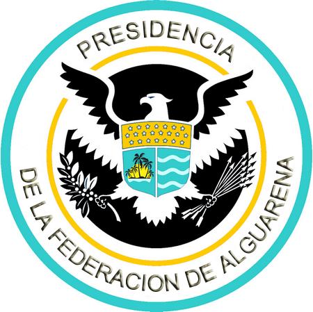 Nouveau logo de l'institution présidentielle fédérale d'Alguarena.