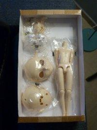 Kit MIO Isul, Barbie, poupée Gorjuss, MH Anastazia Custom Mini_210529101152445359
