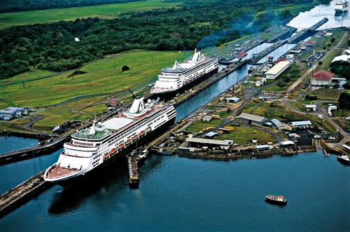 Canal de Puerto Tula.