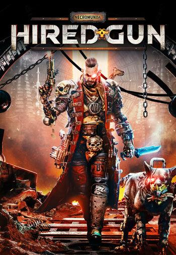 Poster for Necromunda: Hired Gun