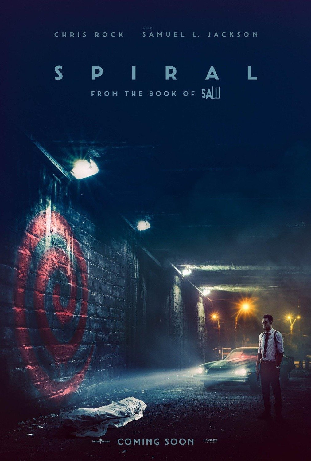 Spiral: From the Book of Saw poster image