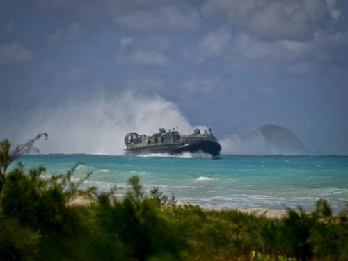 Opérations amphibies