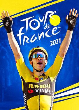 Poster for Tour de France 2021