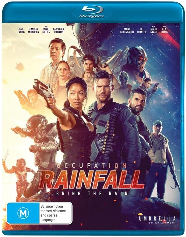Occupation: Rainfall poster image