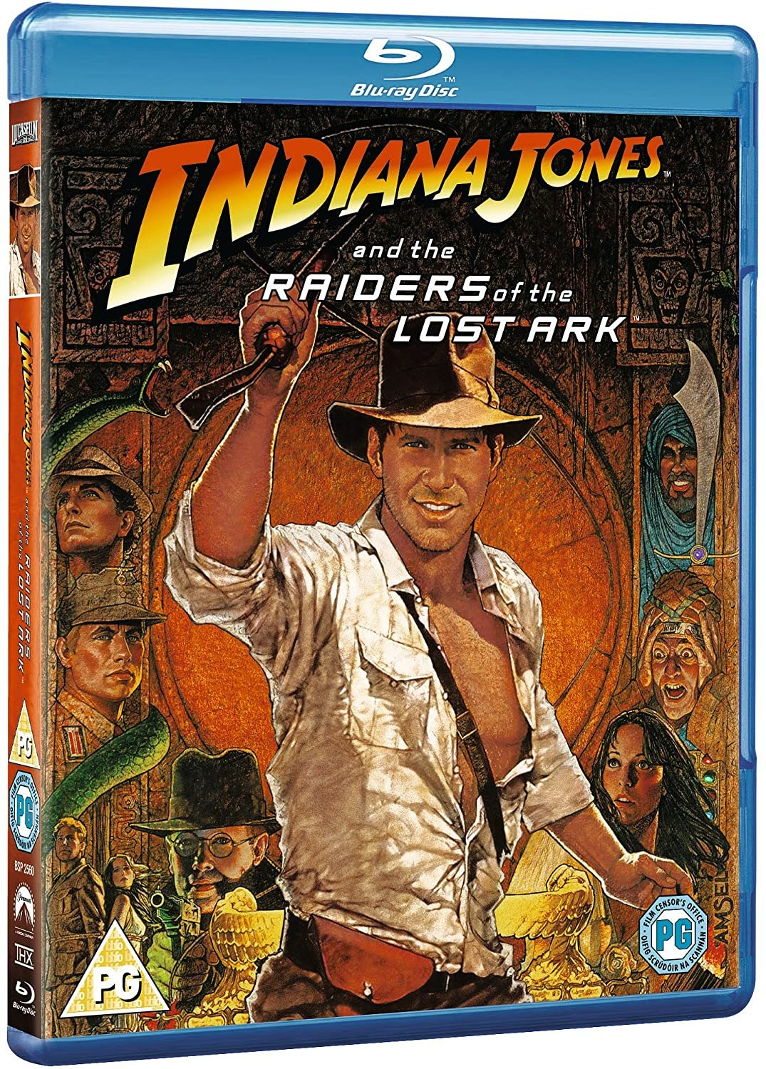Raiders of the Lost Ark poster image
