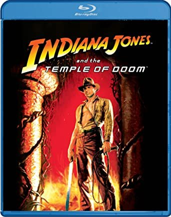 Indiana Jones and the Temple of Doom poster image