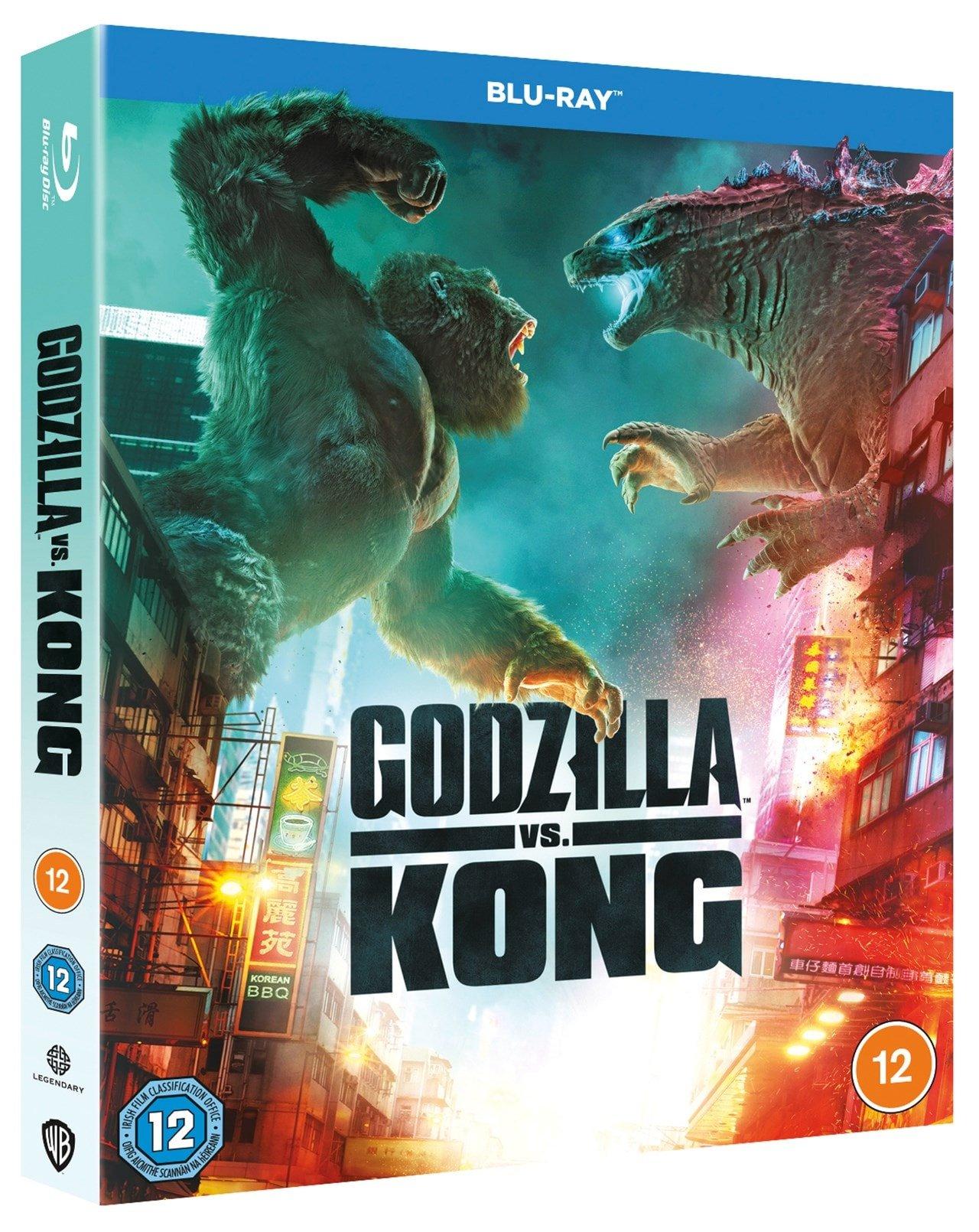 Godzilla vs. Kong poster image