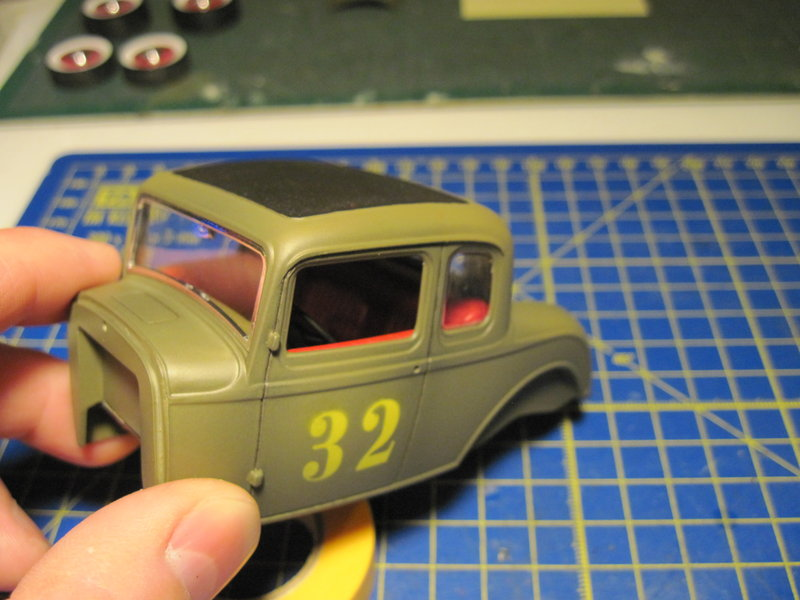 Ford 32 hot rod Revell 1/25 210605091116872015