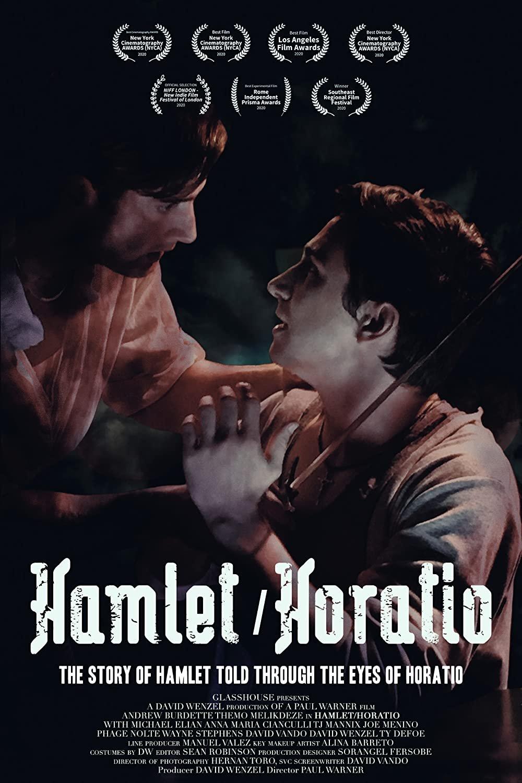 Hamlet/Horatio poster image