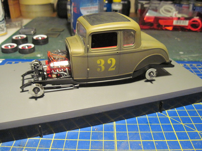 Ford 32 hot rod Revell 1/25 210606112100175830