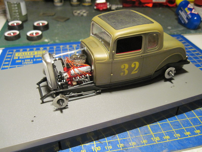 Ford 32 hot rod Revell 1/25 210606112207674658