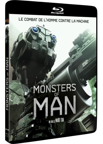 Monsters of Man poster image