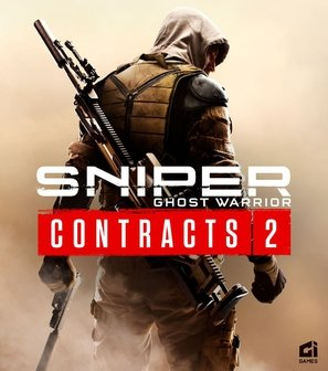 Poster for Sniper Ghost Warrior Contracts 2