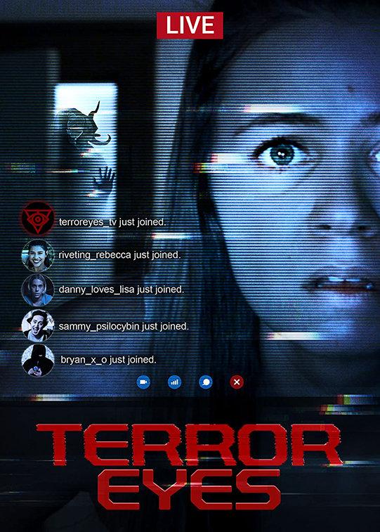 Terror Eyes (2021) poster image