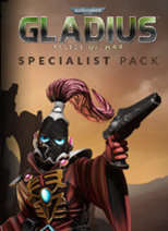 Poster for Warhammer 40000 Gladius Relics of War Specialist Pack