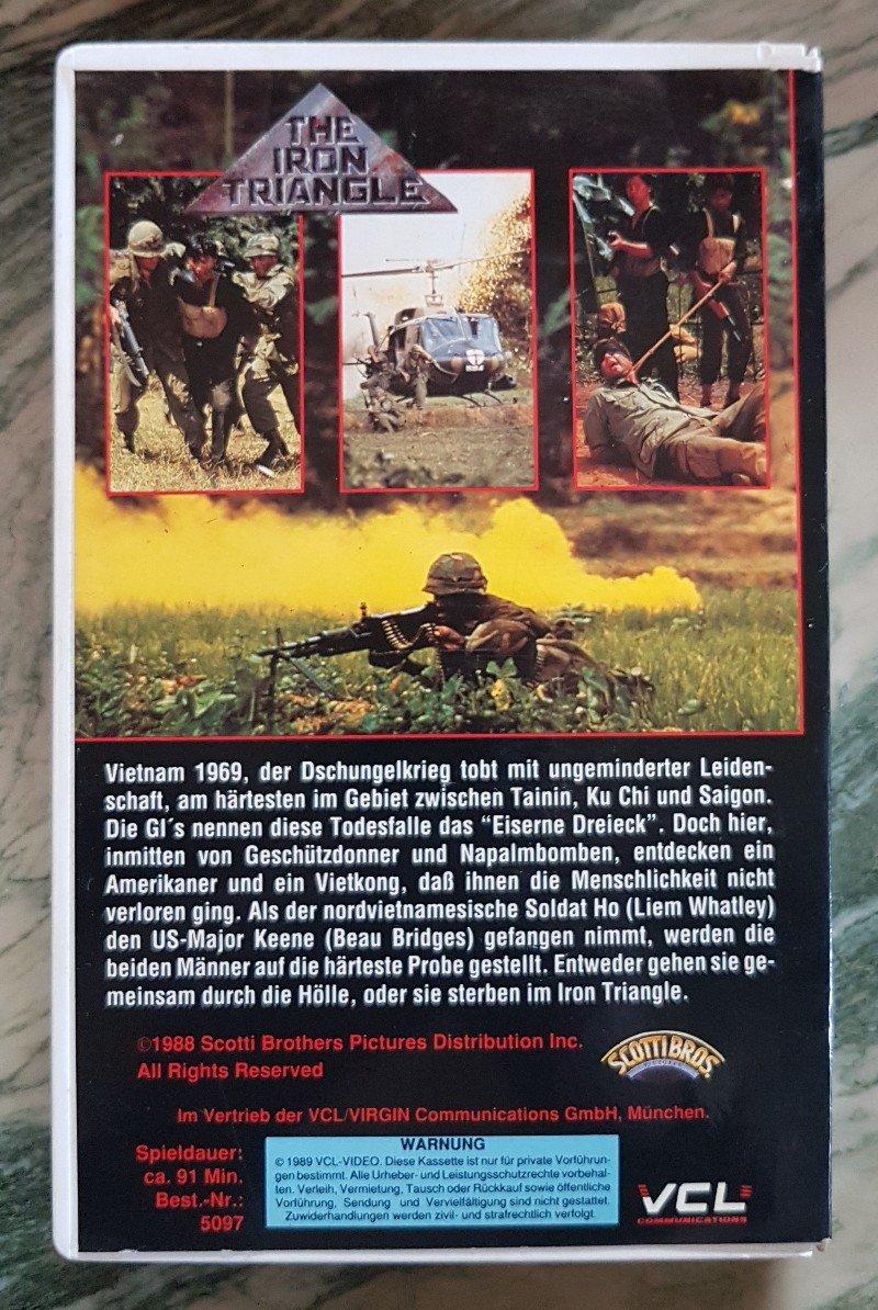 Pour la rubrique Vidéographie (VHS) du site  210608101732934834