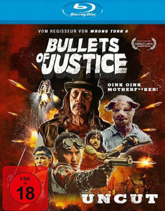 Bullets of Justice (2019) poster image