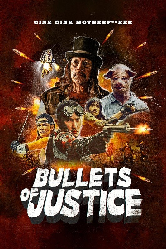 Bullets of Justice poster image