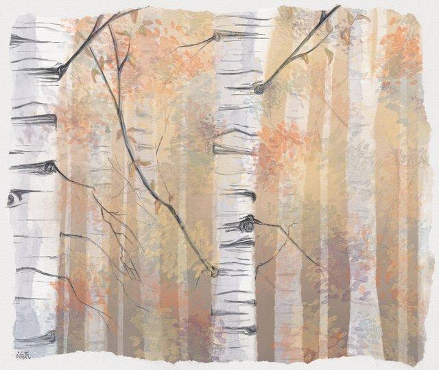 La forêt aux cent couleurs 210610043421493698