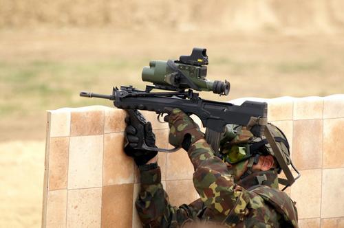 Développement des technologies militaires pour sauvegarder la vie humaine et neutraliser l'ennemi.