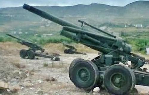 Artillerie côtière impériale.