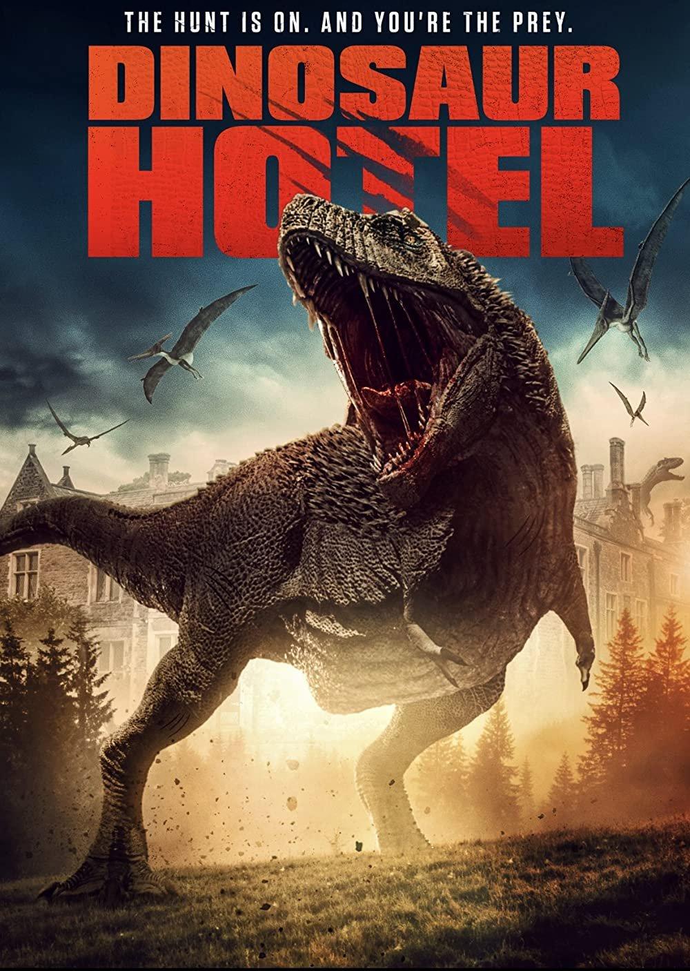 Dinosaur Hotel poster image