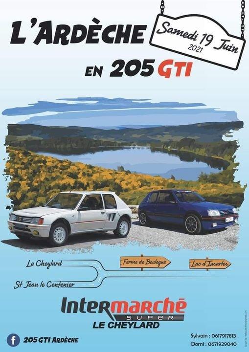 [07] 19/06/2021 - L'Ardèche en 205 GTI 21061608473129450