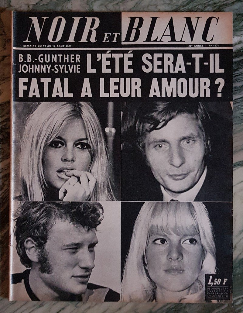 Collection France Dimanche 1966/1967 210617081321259420