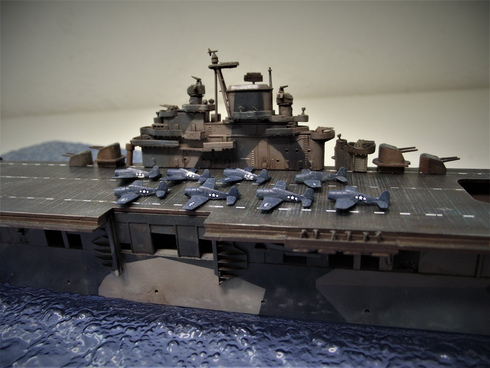 USS Hancok (Trumpeter 1/700°) 21061801003297900