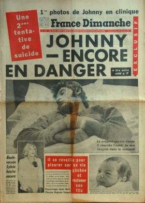 Collection France Dimanche 1966/1967 210618044309379380