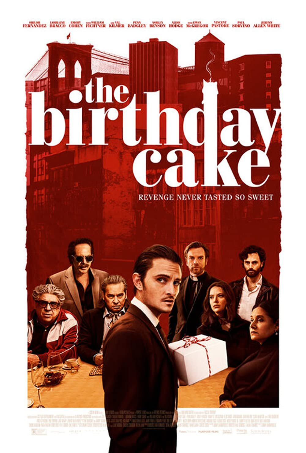 The Birthday Cake poster image