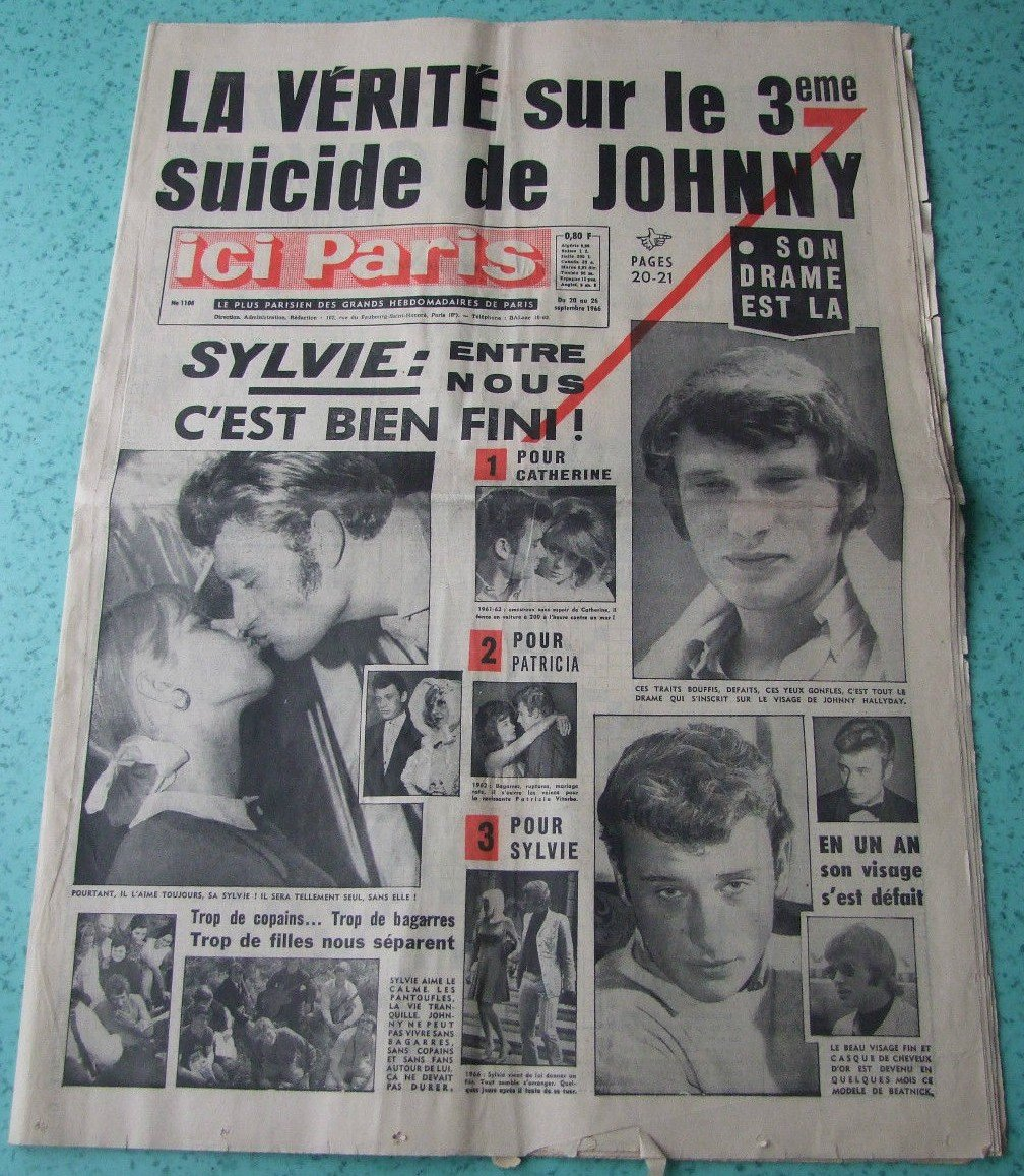 Collection France Dimanche 1966/1967 210618115415333397
