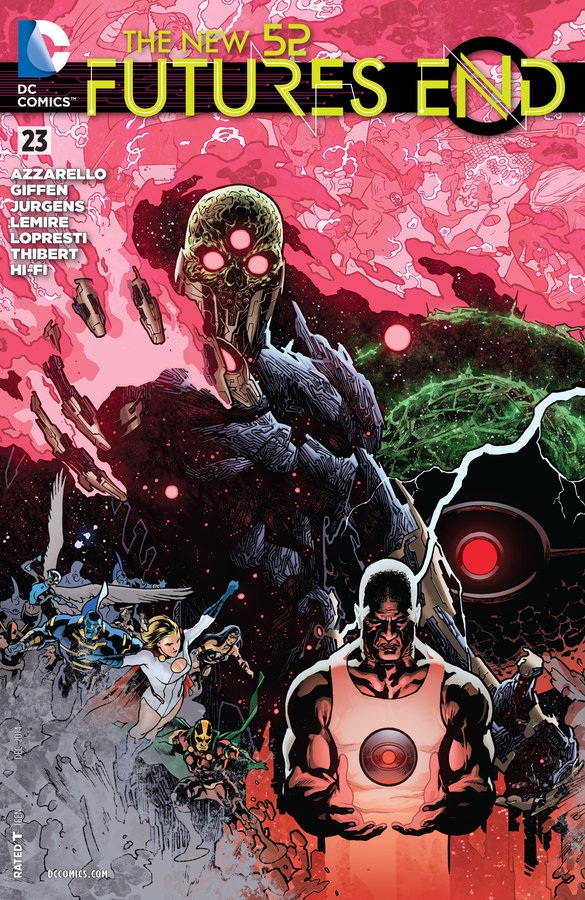 The New 52 - Futures End 023-000