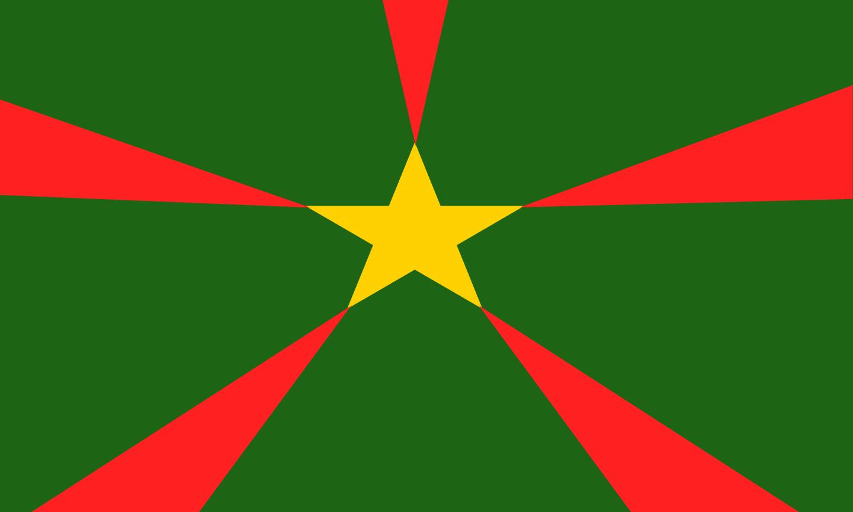 Drapeau du Kaynan